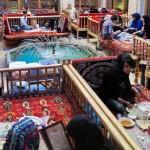 ペルシャ絨毯の歴史
