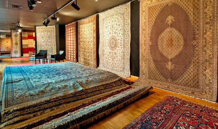 ペルシャ絨毯とは