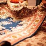 ペルシャ絨毯のお手入れ