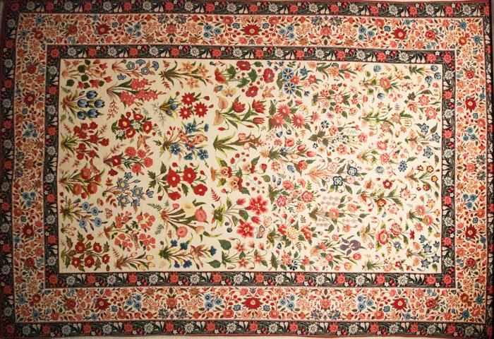 ペルシャ絨毯の名称