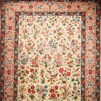 ペルシャ絨毯の各部の名称