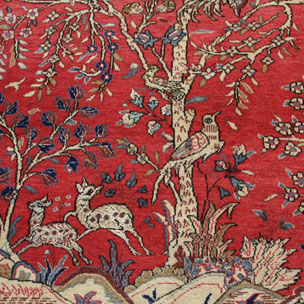 ペルシャ絨毯のデザイン